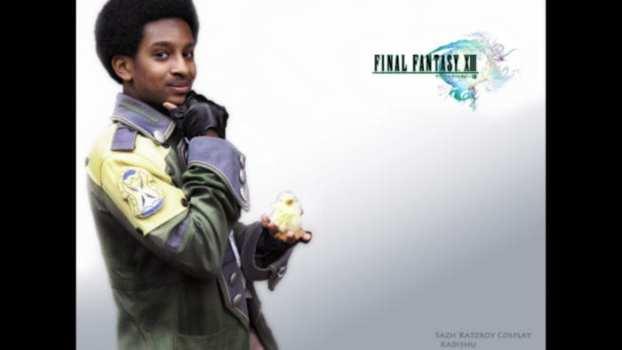 Sazh Katzroy- Final Fantasy XIII