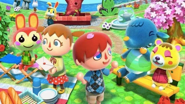Animal Crossing, 3DS, welcome amiibo, Nintendo