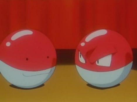 ditto voltorb pokemon