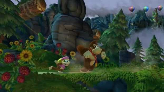 7. Donkey Kong Country: Tropical Freeze