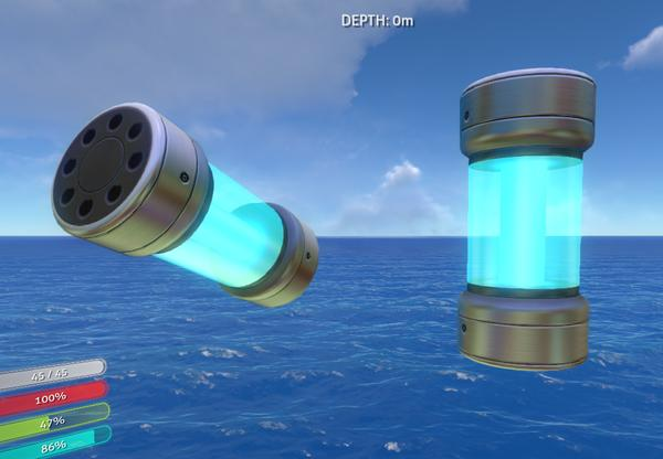 Subnautica How To Get Energy