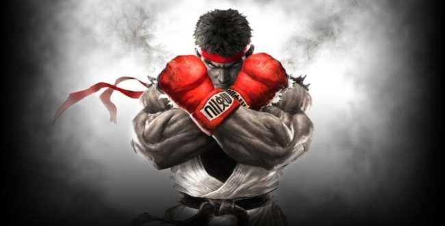 #7 Street Fighter V