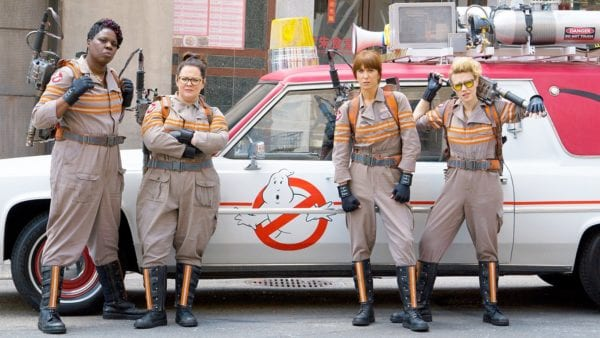 ghostbuster 2016 review
