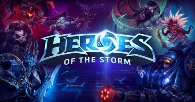 #9 Heroes of the Storm