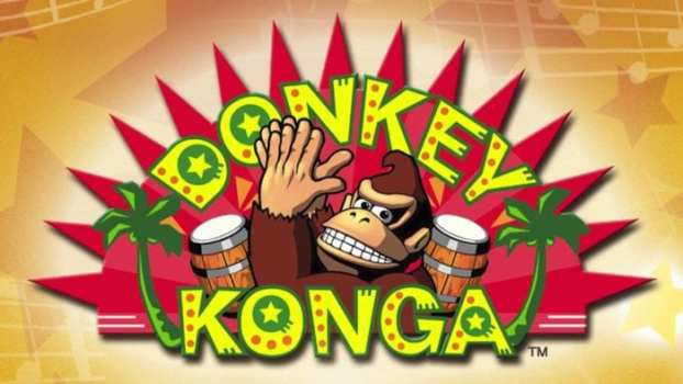 11. Donkey Konga