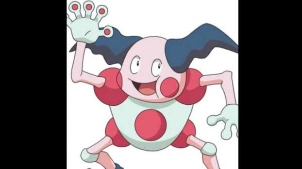 Fairy: Mr. Mime