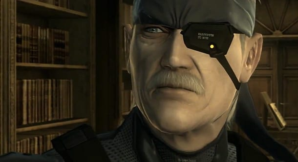 Solid Snake (Metal Gear Solid)