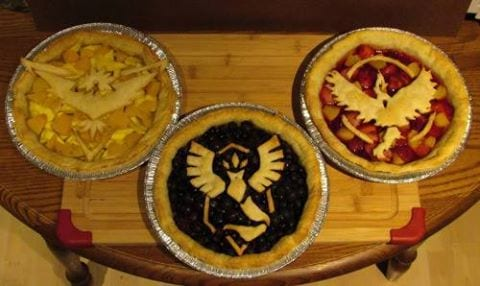 OK, this one isn't a meme. But these are some pretty sweet pies.