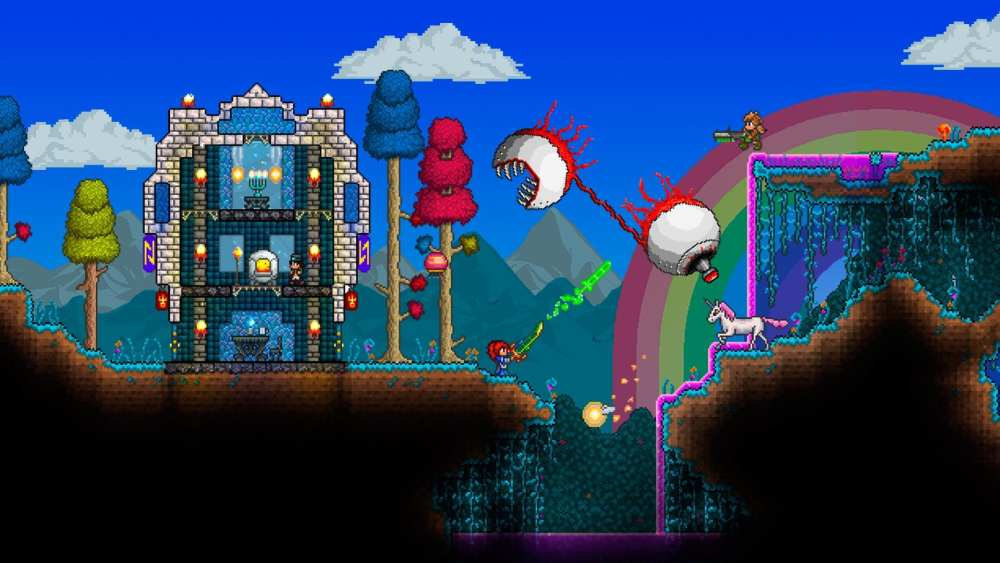 terraria steam