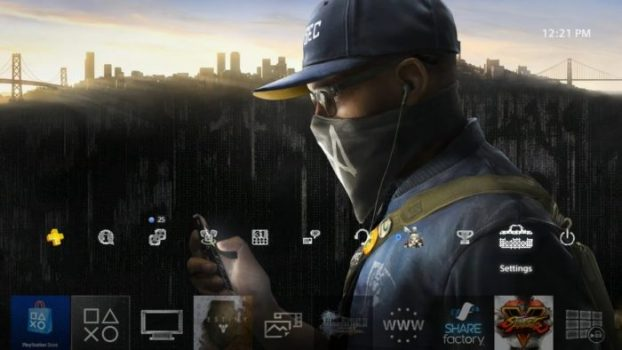 Watch Dogs 2 Marcus Theme