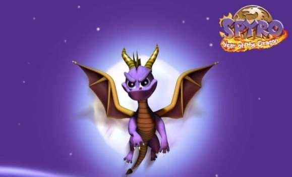 4. Spyro: Year of the Dragon