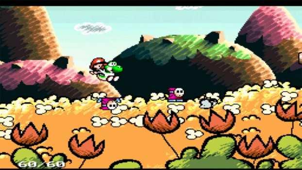 Super Mario World: 2 Yoshi's Island