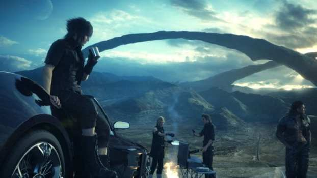 Final Fantasy XV is more modern than any before it