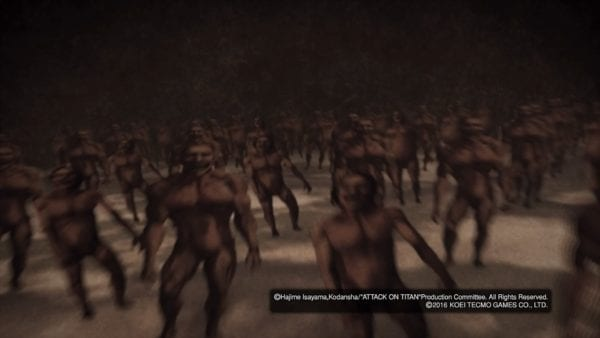 attack on titan, review