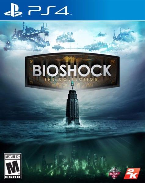 bioshock collection, box art