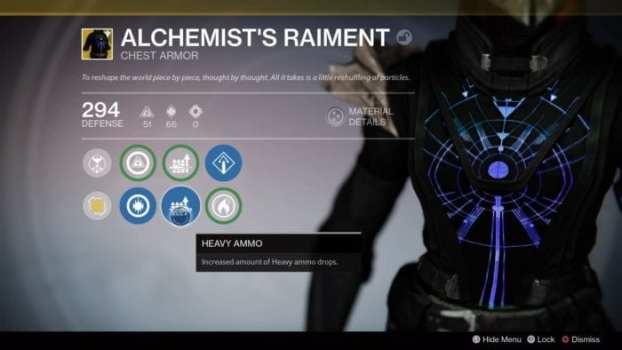 Alchemist's Raiment - Chest Armor