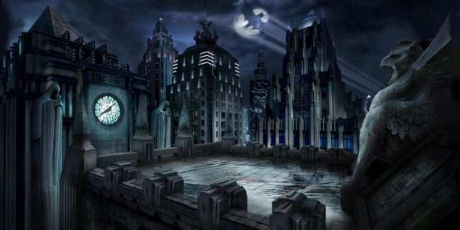 Where Did Gotham City Get Its Name From?