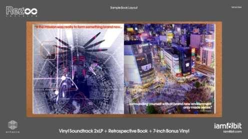 Rez Infinite Vinyl Book 2