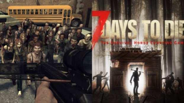 The Walking Dead: Survival Instinct vs. 7 Days to Die