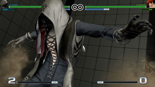 The King of Fighters XIV, Kukri
