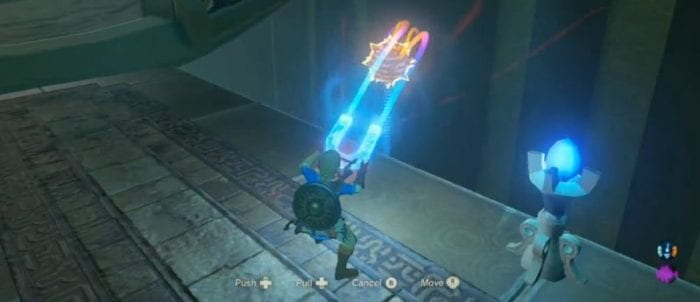 Link Is Simply Magnetic in This New Legend of Zelda: Breath of the Wild Footage