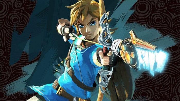 The Legend of Zelda - Breath of the Wild - arrows
