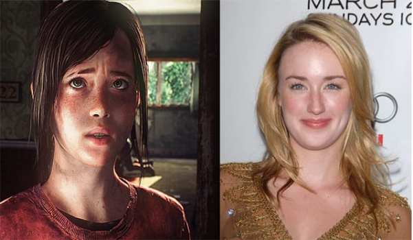 Ashley Johnson - Ellie (The Last Of Us)