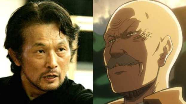 Masahiko Tanaka as Dot Pixis