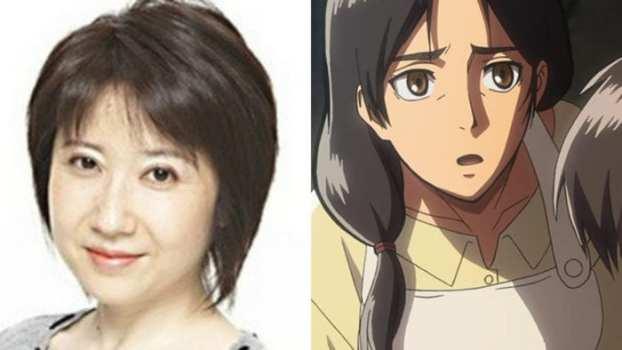 Yoshino Takamori as Carla Jaeger