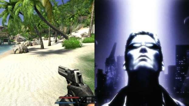 Far Cry (PC) vs. Deus Ex (PC)