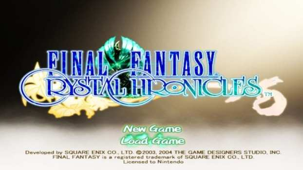 3) Final Fantasy: Crystal Chronicles Series