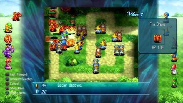 20) Final Fantasy: Crystal Defenders