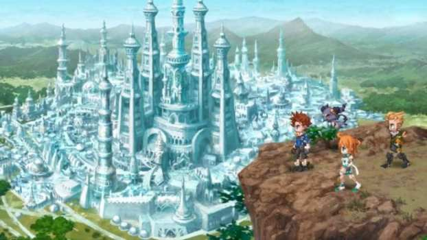 15) The Final Fantasy Legend