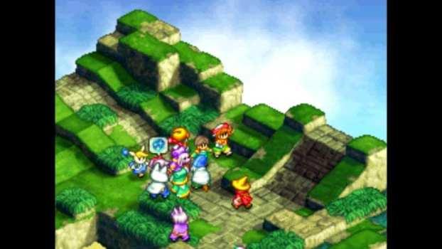 14) Final Fantasy Tactics A2: Grimoire of the Rift
