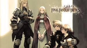 1) Final Fantasy Tactics
