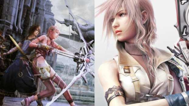 Final Fantasy XIII vs. Final Fantasy XIII-2