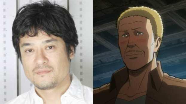 Keiji Fijiwara as Hannes