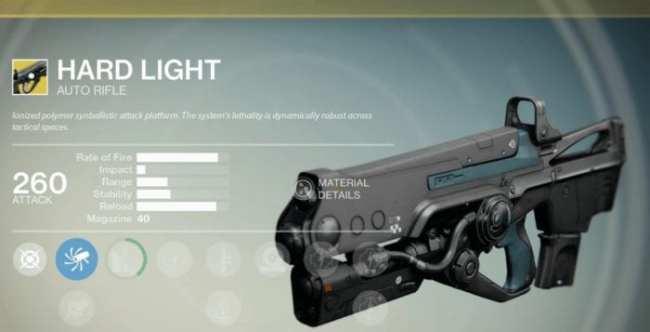 Hard Light - Assault Rifle