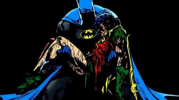 Fans Phoned in and Voted on Jason Todd's Outcome. His Death was Determined by a Difference of 72 Votes.