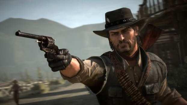 Rob Wiethoff - John Marston (Red Dead Redemption)