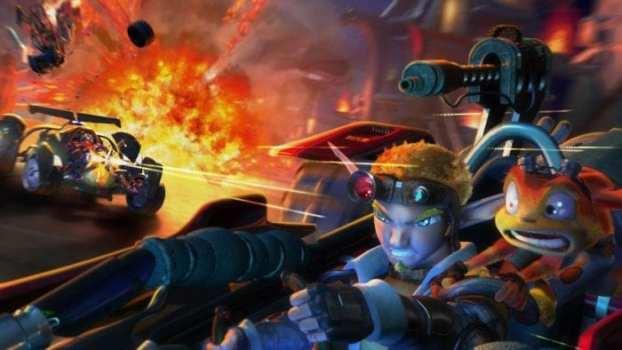 13 - Jak X: Combat Racing