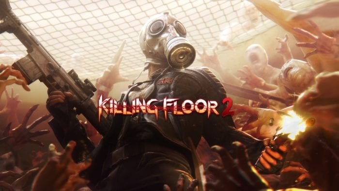Killing Floor 2 PC Gaming Show