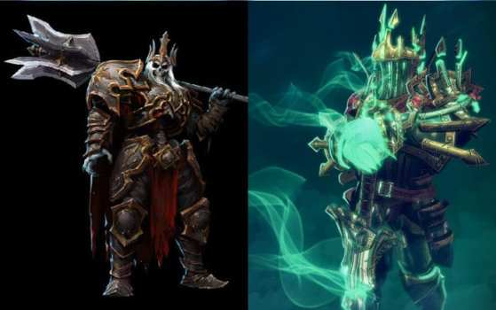 25 Pairs of MOBA Characters That Are Basically the Same