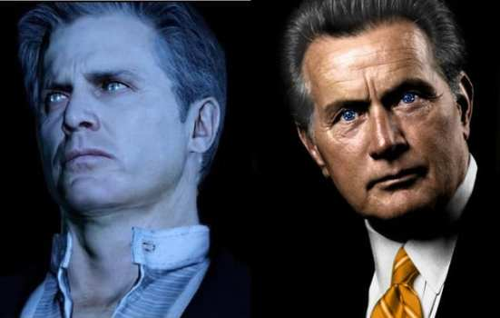Martin Sheen - The Illusive Man (Mass Effect Series)