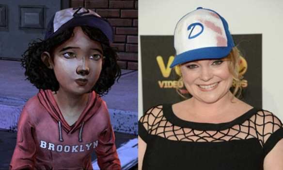Melissa Hutchison - Clementine (Telltale's The Walking Dead)