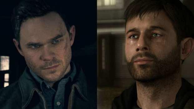 Quantum Break (Xbox One) vs. Heavy Rain (PS4)