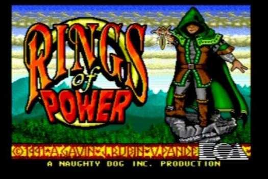 15 - Rings of Power