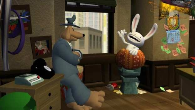 14. Sam & Max: Beyond Time and Space