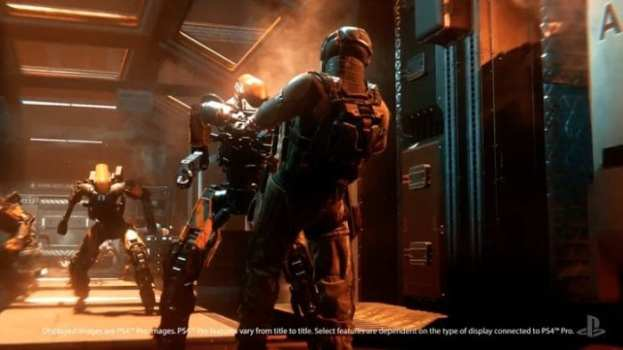 Call of Duty: Infinite Warfare, Modern Warfare Remastered, and Black Ops III will be PS4 Pro compatible, day one.