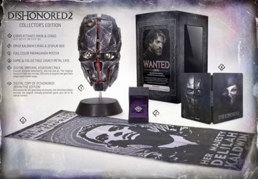 collector's edition, 2016